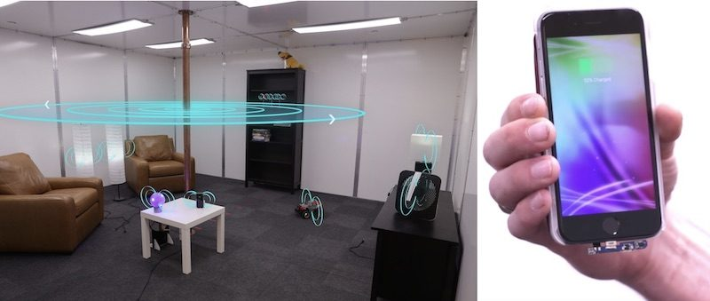 Disney Research Builds Prototype Living Room With 'Safe and Ubiquitous Wireless Power'