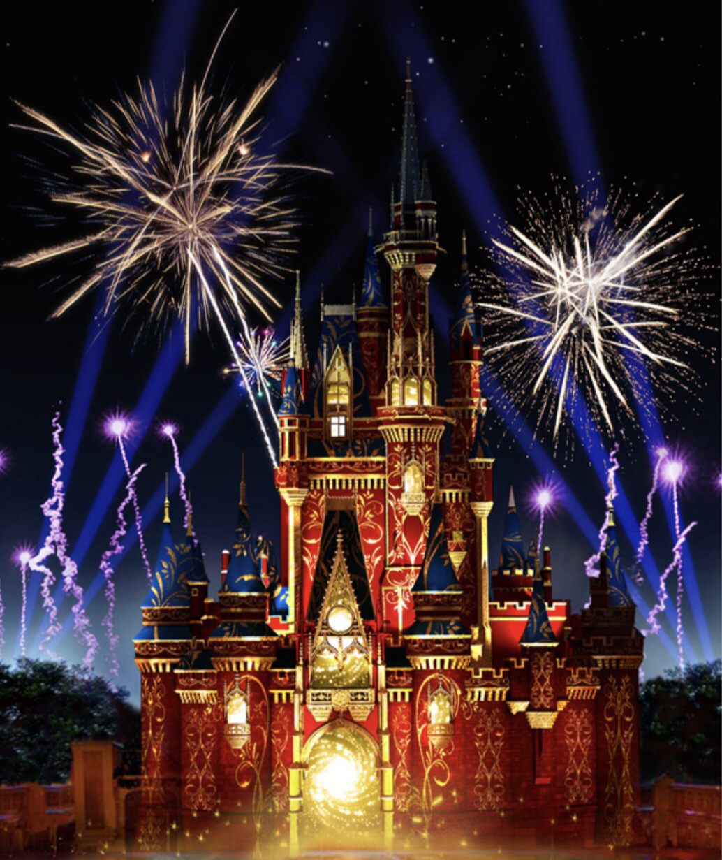 'Happily Ever After' Nighttime Spectacular Will Debut at Magic Kingdom May12th