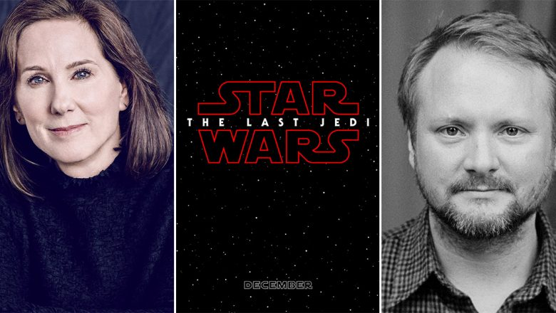 Star Wars Celebration to Welcome Kathleen Kennedy and Rian Johnson