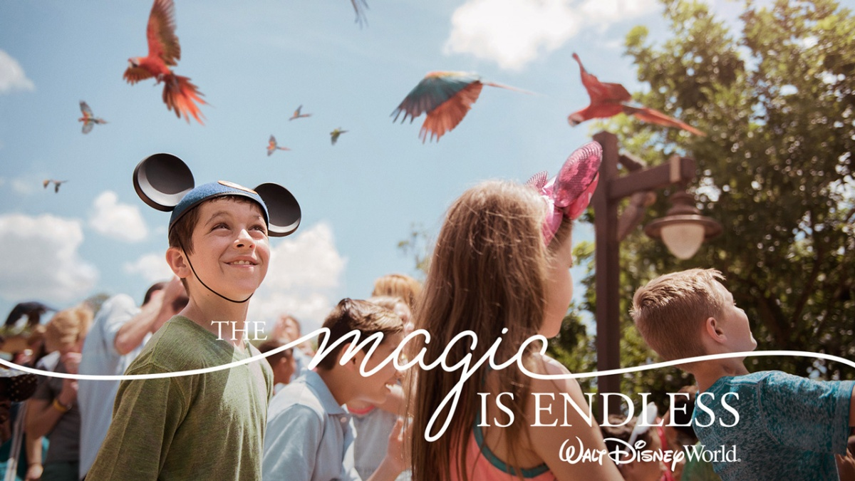 "Enter the ""Be Our Guest to Endless Magic Sweepstakes"" for Your Chance to Win a Walt Disney World Resort Vacation"