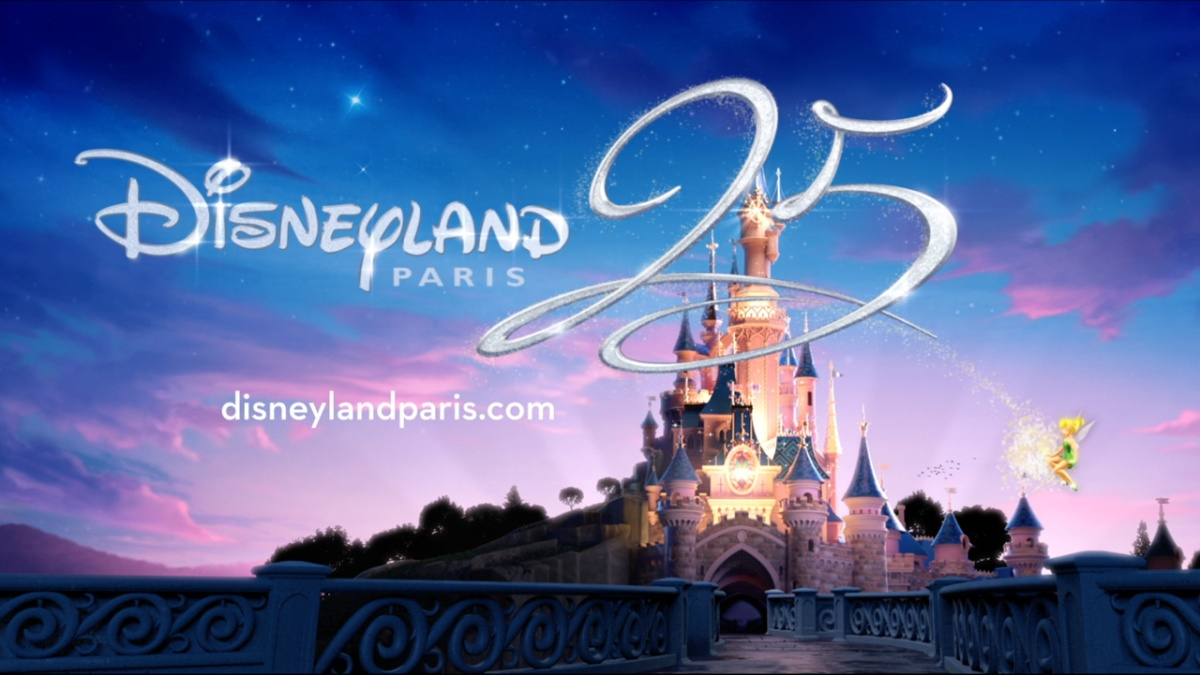 Exciting New Attractions, Entertainment Sparkle at Disneyland Paris for 25th Anniversary