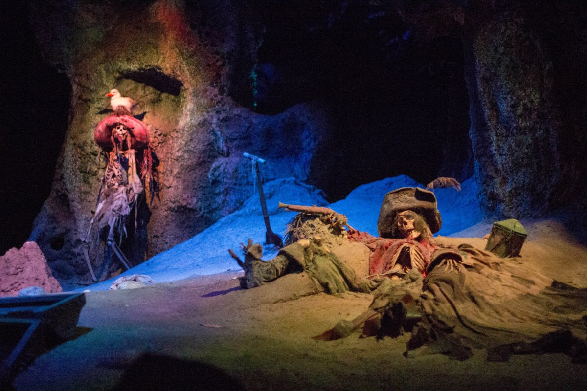 Celebrate 50 Years of Pirates of the Caribbean This Weekend at Disneyland