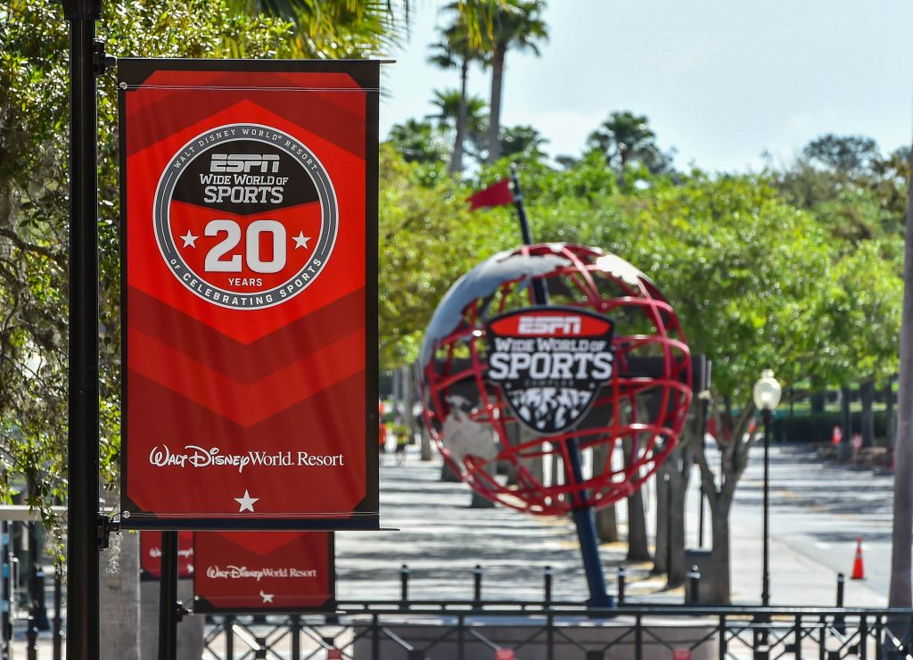 Espn Wide World Of Sports Complex Celebrates 20 Years Disney News Today