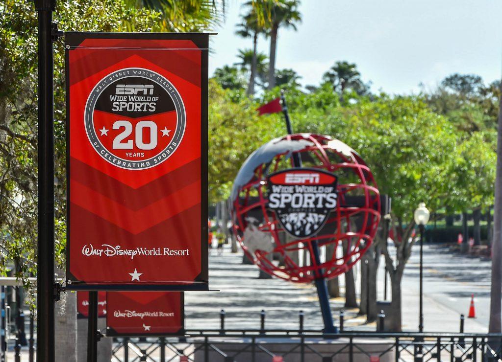 ESPN Wide World of Sports Complex Celebrates 20Years