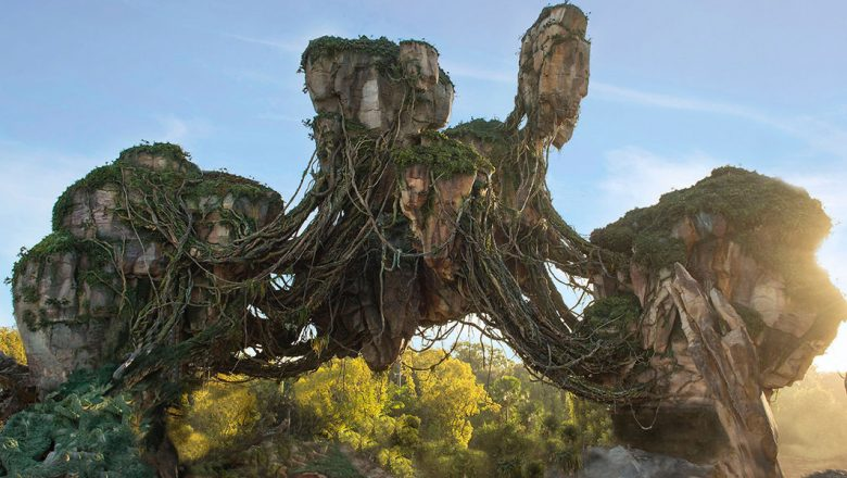 #DisneyParksLIVE Will Stream Pandora – The World of Avatar Dedication Live May 24 at 9:25 AM ET