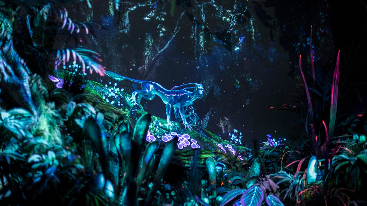 FastPass+ for Pandora – The World of Avatar Opens to Walt Disney World Resort Hotel Guests, Special Extra Magic Hours to beOffered