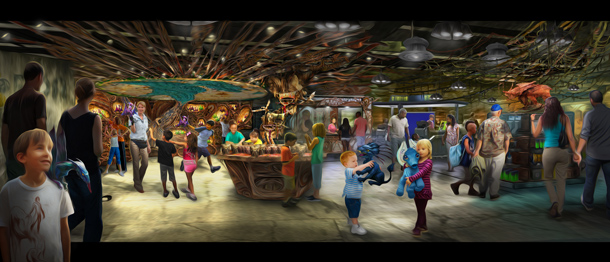 Satu'li Canteen in Pandora to Offer Mobile Ordering – Disney Gives First Look atMenu