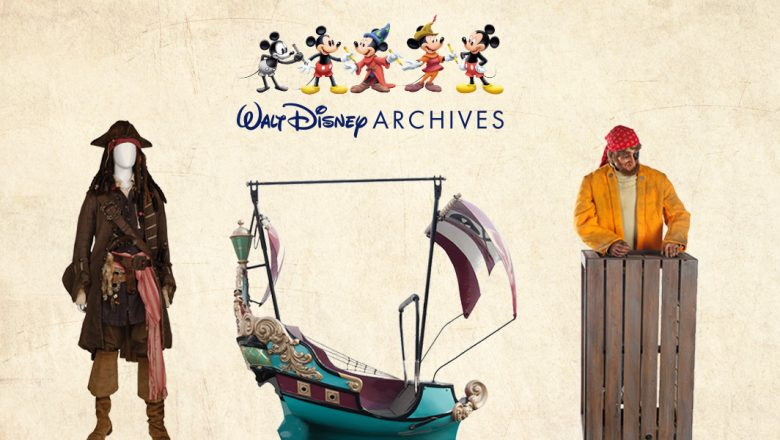 Disney's Pirates are Coming to D23 Expo in Brand-New Walt Disney ArchivesExhibit