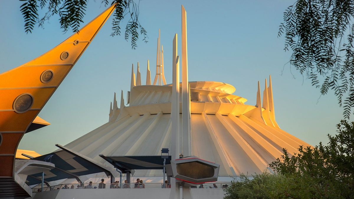 Classic Space Mountain to Return to Disneyland June 1st