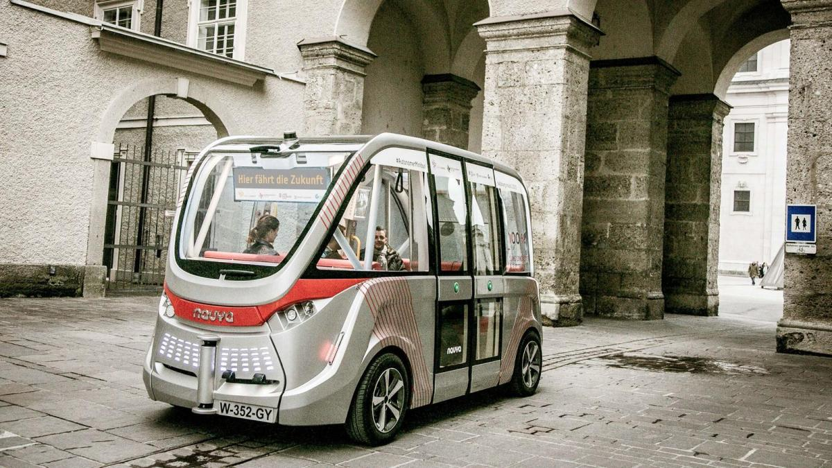 Walt Disney World May be Planning to Use Driverless Shuttles