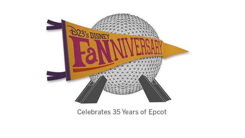 D23's Fanniversary Celebrates 35 Years ofEpcot
