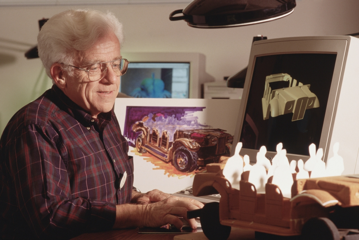 George McGinnis, Last Imagineer Hired by Walt Disney, Dies at 87