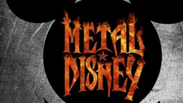 Classic Disney Songs Get the Heavy Metal Treatment on This Wild New Cover Album