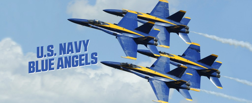 U.S. Navy Blue Angels to Flyover the Magic Kingdom April 6th