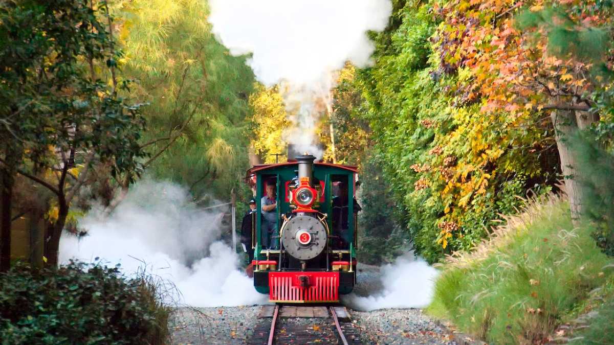 Disneyland Railroad and Rivers of America Attractions Return to Disneyland Park this Summer with New Magic