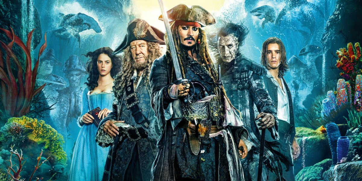 'Pirates of the Caribbean' Sails Toward $300 Million Opening Weekend Worldwide