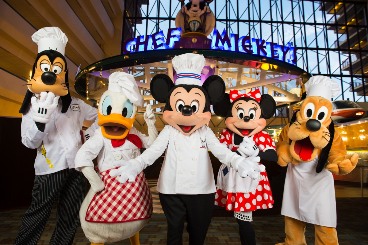 Chef Mickey's Relocating to Contemporary Resort Convention Center During Maintenance