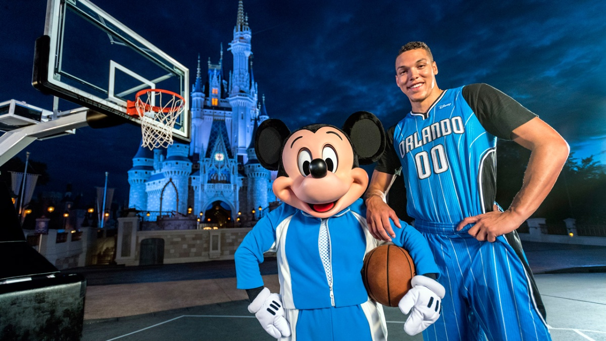 Disney Becomes First Jersey Sponsor for Orlando Magic