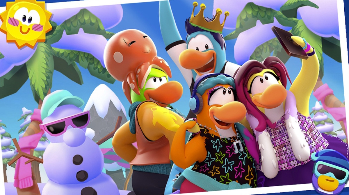 Club Penguin Island Event Coming to Disney's Blizzard Beach Water Park