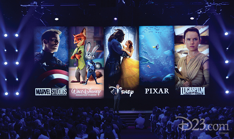 D23 Expo 2017 Summary – Live Action Presentation