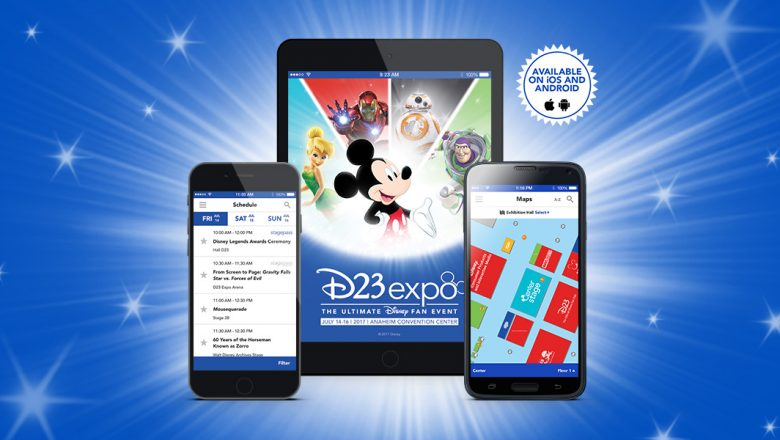 D23 Expo App Now Available toDownload