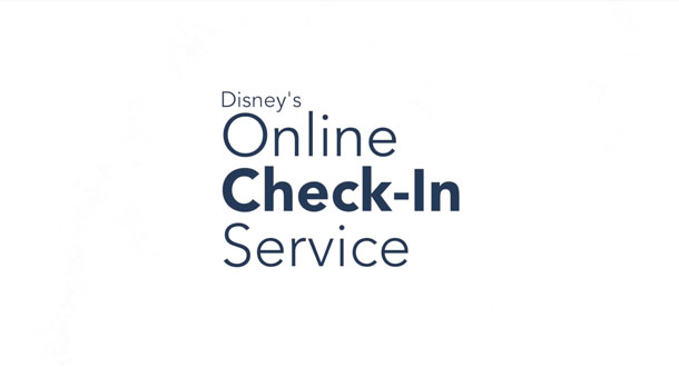 Online Check-In Now Available on My Disney ExperienceApp