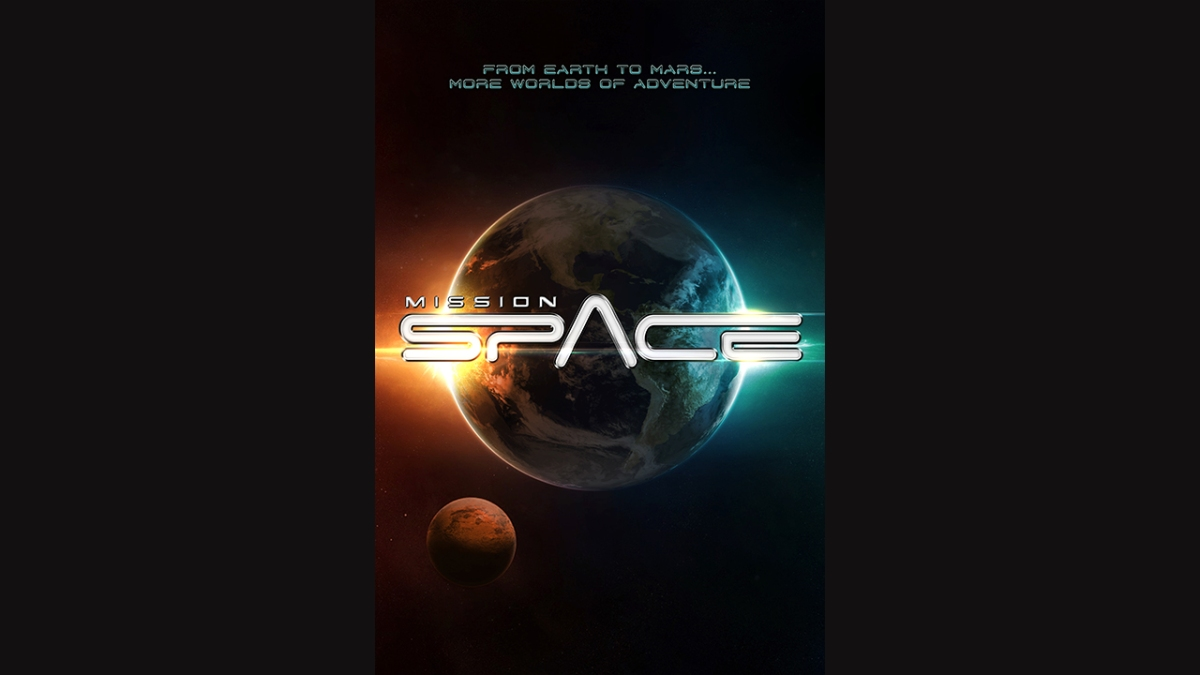 Mission: SPACE 'Relaunches' August 13th With Brand New Experiences