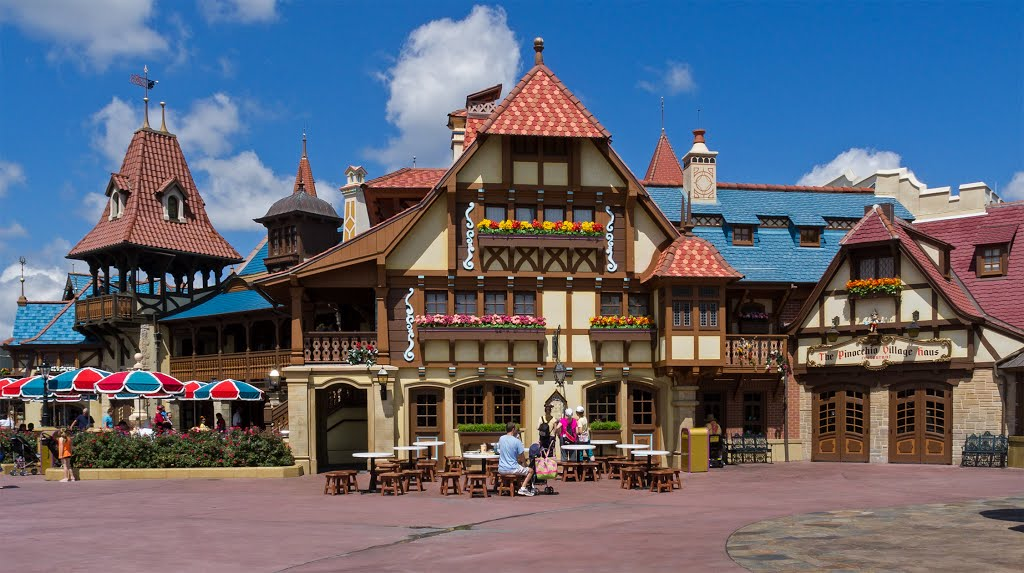 Pinocchio Village Haus Now has Mobile Ordering