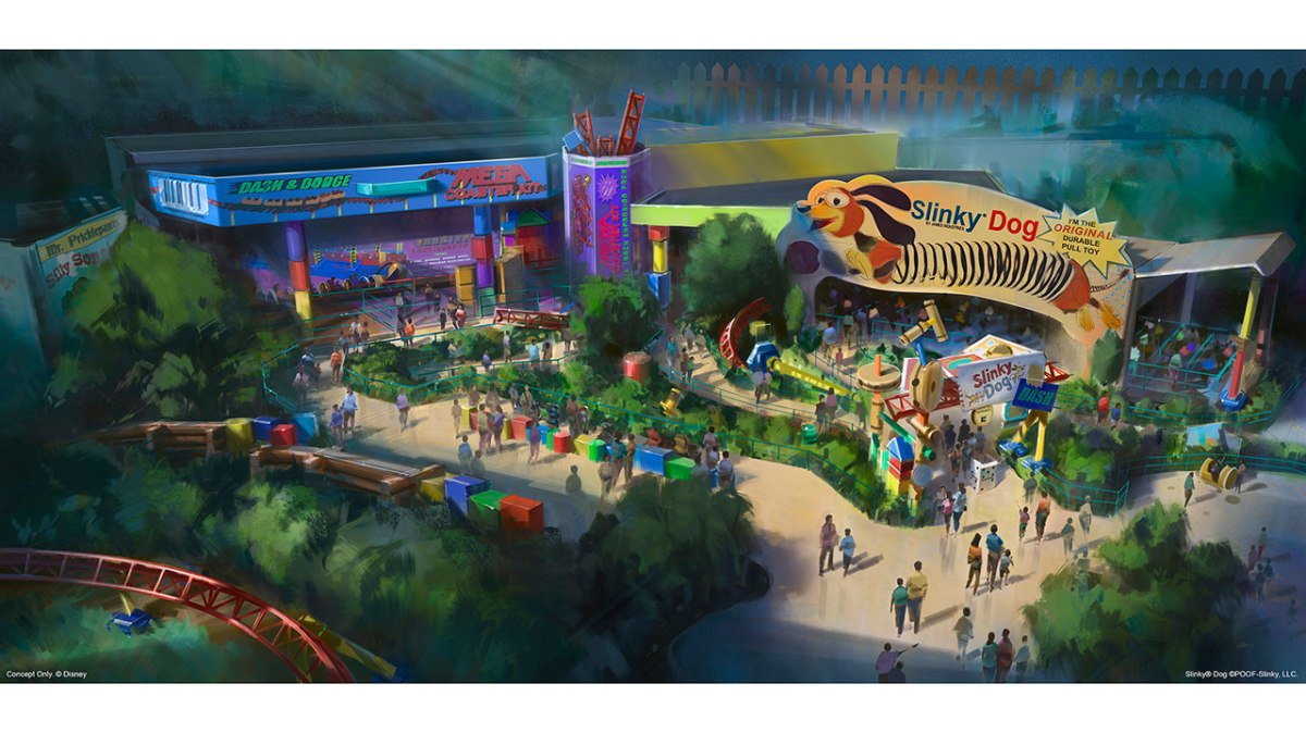 Toy Story Land to Open at Walt Disney World Summer 2018