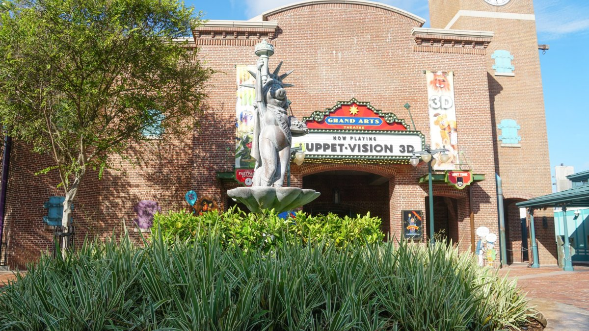 Muppets Courtyard to be Renamed GrandPark