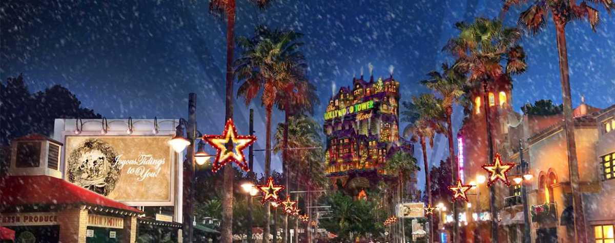 'Flurry of Fun' Holiday Entertainment Coming to Disney's Hollywood Studios