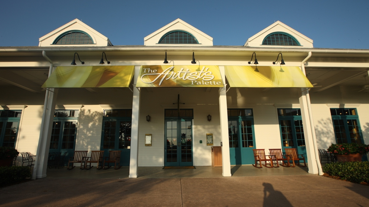 The Artist's Palette at Disney's Saratoga Springs Debuts Family Meal Kit