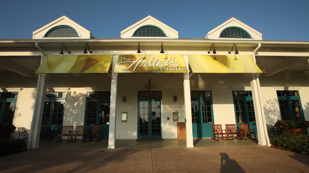 The Artist's Palette at Disney's Saratoga Springs Debuts Family MealKit