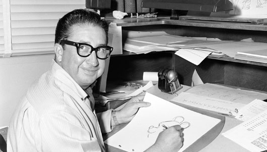"Disney Legend Francis Xavier ""X"" Atencio Passes Away at Age 98"