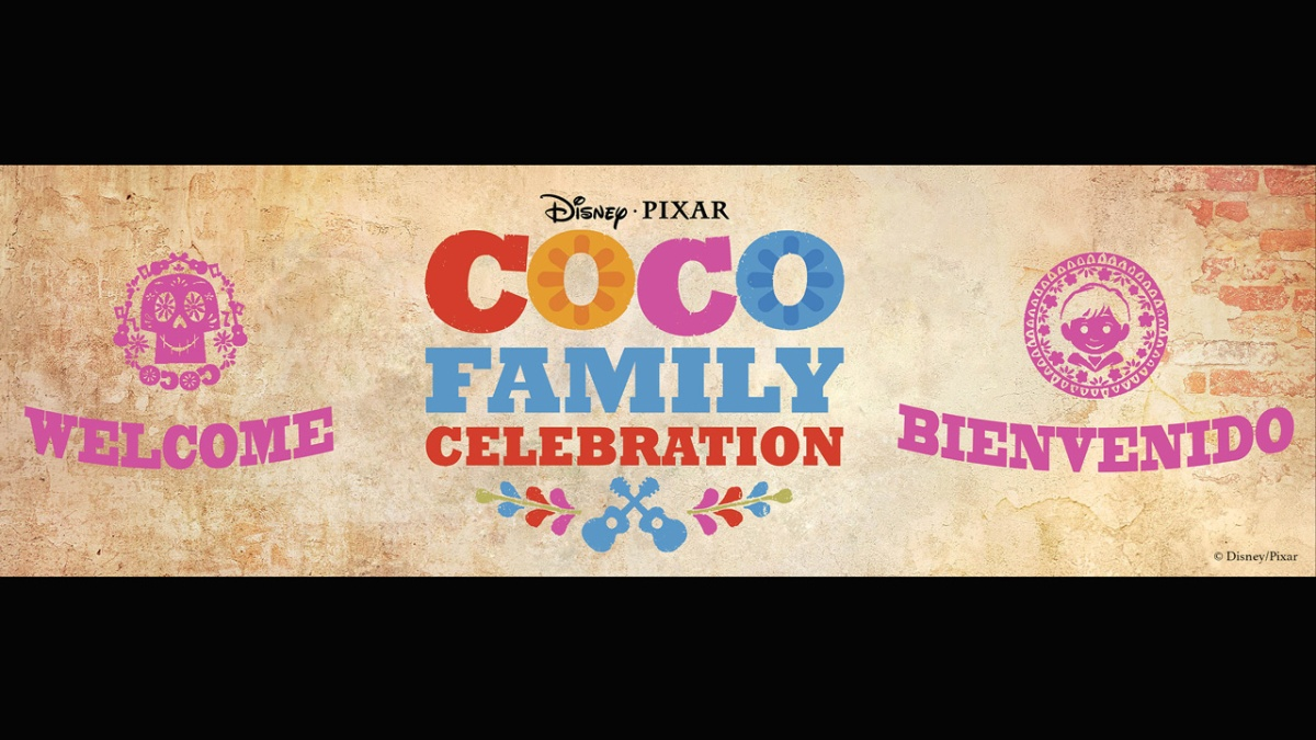 Disney•Pixar's 'Coco' Family Celebration Kicks Off This Weekend at Disney Springs