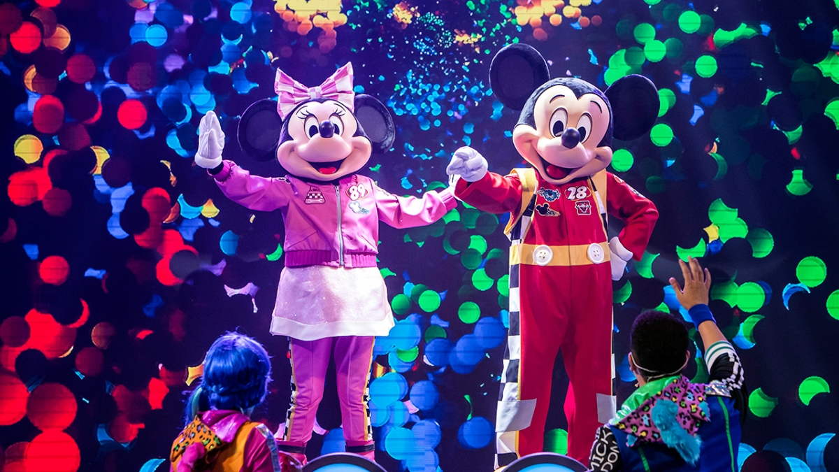 Join the Fun at 'Disney Junior Dance Party!' at Disney California Adventure
