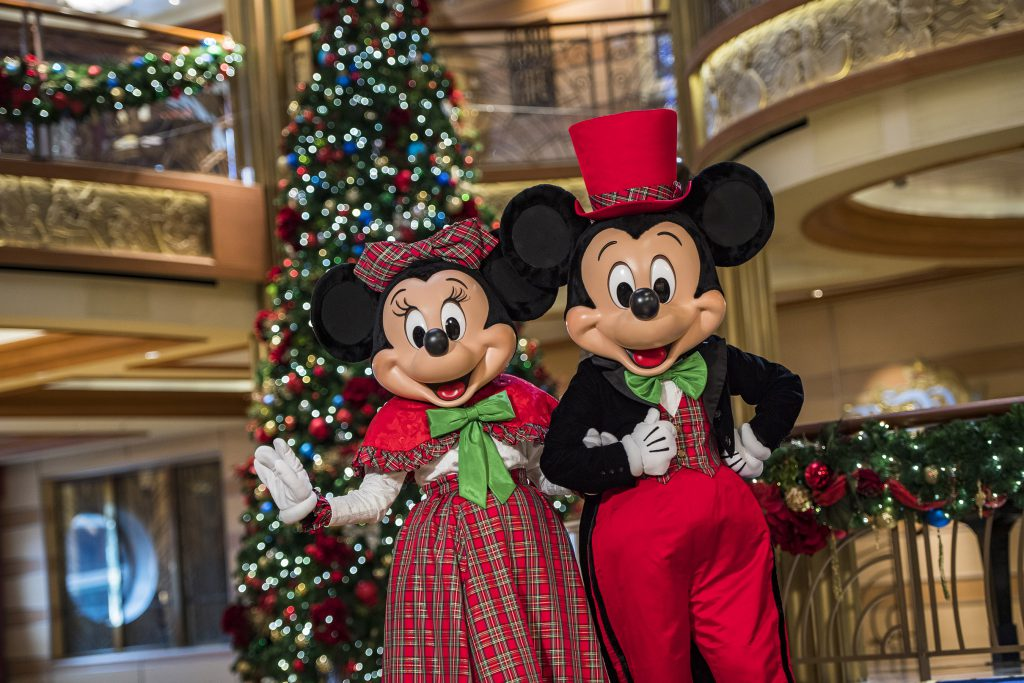 Sail Away to a Magical Winter Holiday with Disney CruiseLine