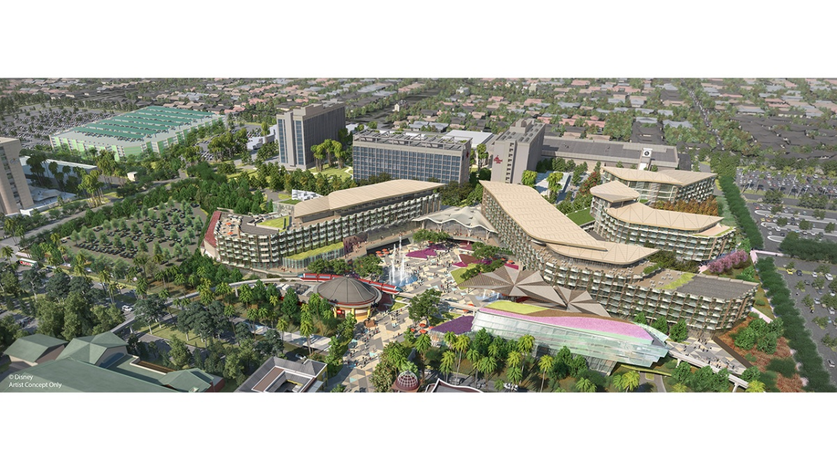 Disneyland New Upscale Hotel Indefinitely Put On Hold