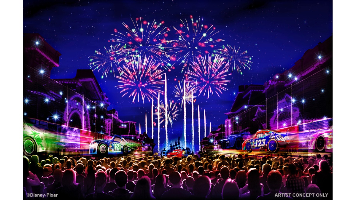 Disneyland Announces Opening Date of Pixar Fest and Return of Paint the Night Parade