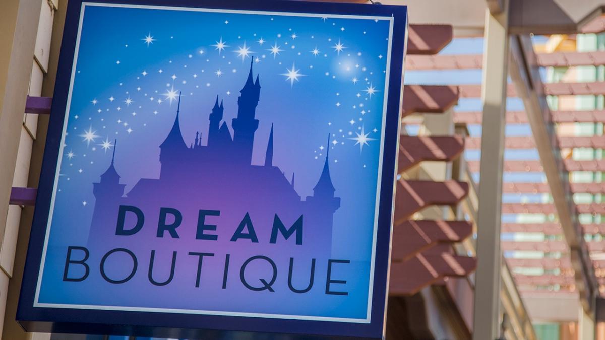 Dream Boutique Opens in Downtown Disney District at DisneylandResort