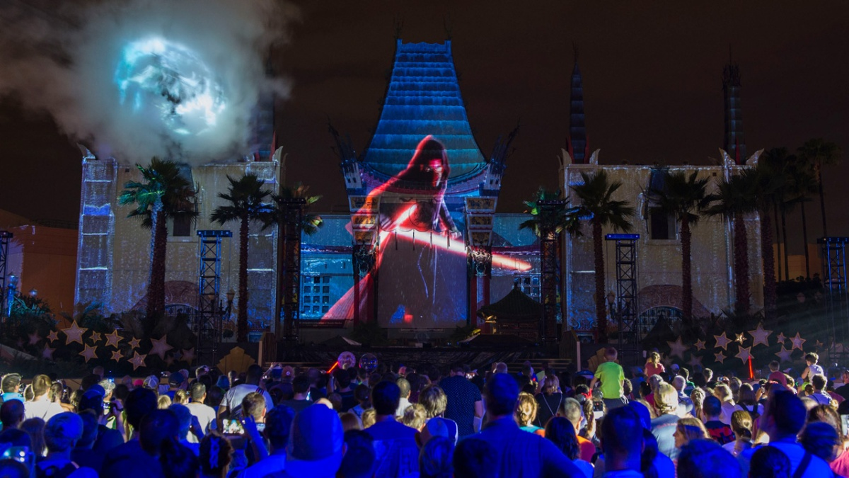Guests can Celebrate 'Star Wars: The Last Jedi' at Star Wars: Galactic Nights on December 16
