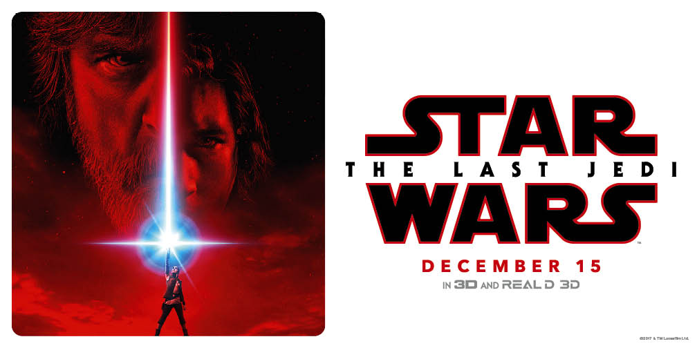 Star Wars: The Last Jedi Trailer Premiere Event Tomorrow to be Held at Downtown Disney at Disneyland Resort