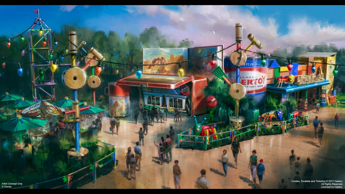 Walt Disney World Announces Opening Dates for Crystal Palace, Woody's Lunchbox & Tomorrowland Terrace