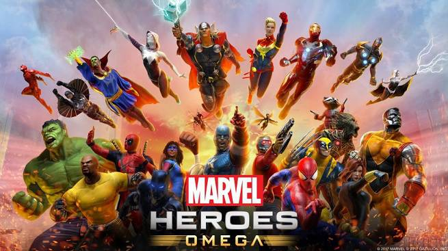 Disney Shuts Down Marvel Heroes