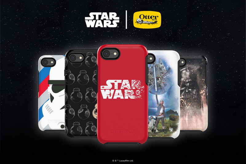 The Saga Continues with OtterBox: Star Wars-Themed Cases