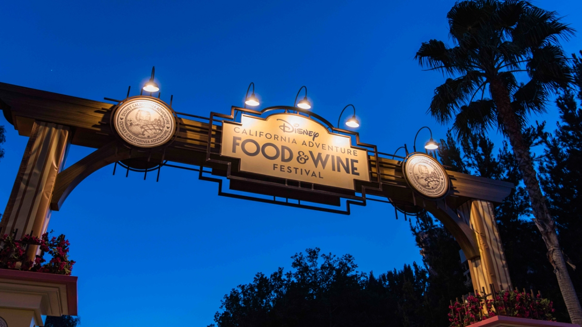 Disney California Adventure Food & Wine Festival Expands to Six Weeks in2018