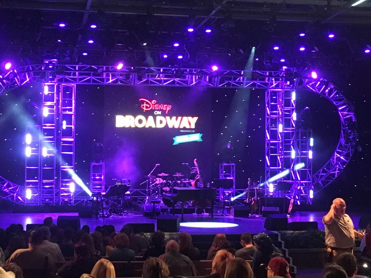 Disney Announces Performer Line-Up for Epcot International Festival of the Arts Broadway Series