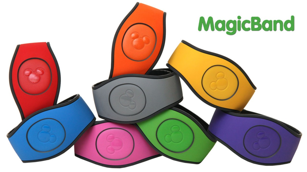 Walt Disney World Introduces New Magic Bands