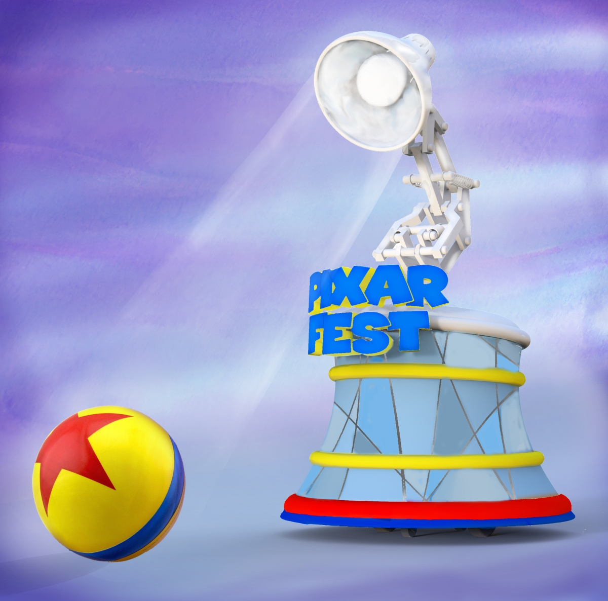 Disney Announces Memorable New Story Elements that Add to the Fun at the Pixar Play Parade During Pixar FestCelebration