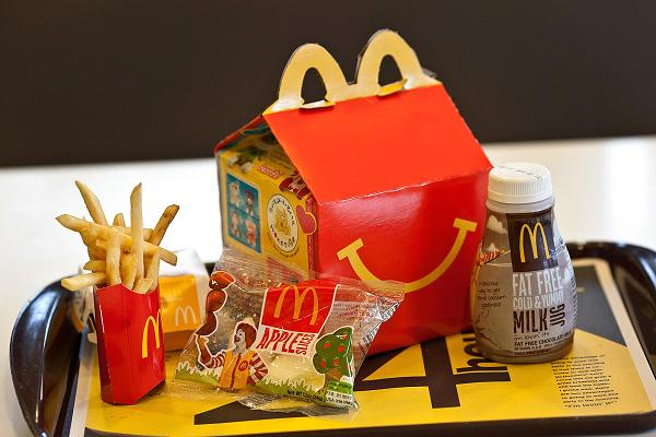 After Over a Decade McDonald's & Disney Partner Up for Disney-Branded Happy Meals